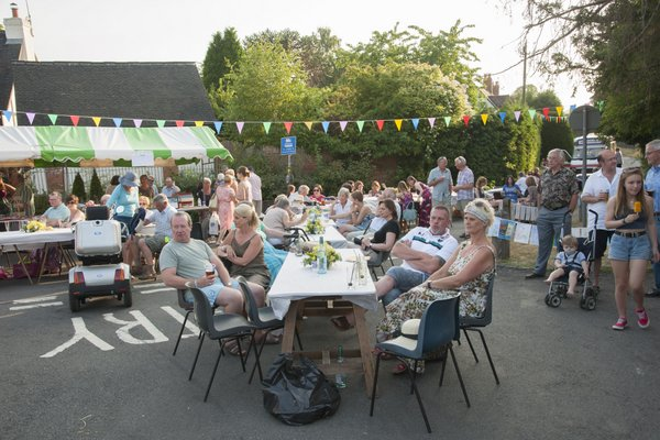 2013 Street party 2