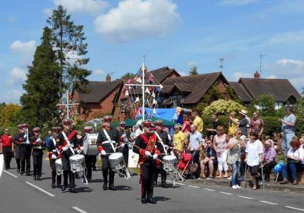 Street Fair Marching Band
